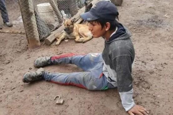 Atropelló con su tractor a un peón que pedía por su salario