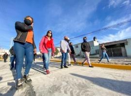 Siguen inaugurando obras en Puerto Madryn