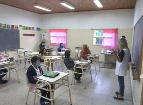 Cómo hicieron en Chubut para que los chicos vuelvan al aula