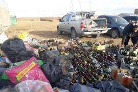 Agrupación Ciudad Cordial de Río Gallegos  lideró jornada de separación de residuos