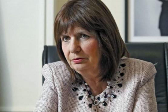 Patricia Bullrich presentará un amparo contra las nuevas restricciones impuestas por el Gobierno