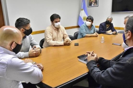 Sastre valoró las iniciativas del Municipio de Puerto Madryn para afrontar la pandemia