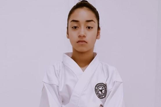 El karate se lució