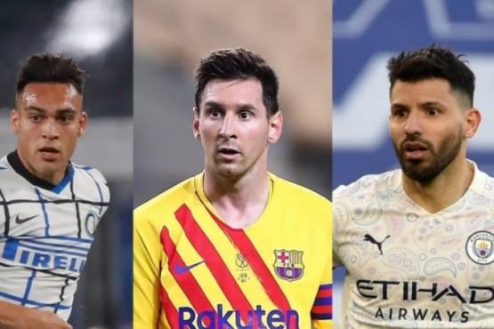 Messi y todos los argentinos involucrados en el escándalo de la Superliga Europea