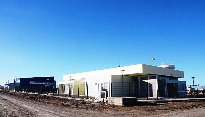 Centro de Salud N°9 en el barrio San Benito.