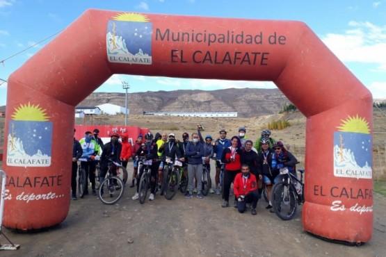 Los ciclistas terminaron el campeonato.