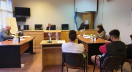 Homicidio de Espósito: Prisión preventiva para los tres imputados