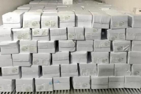 El Senasa certificó la primera exportación de langostinos a Brasil