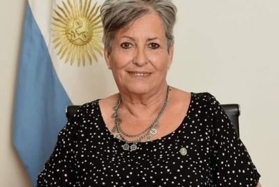 Diputada chubutense Xenia Gabella (autora del proyecto)