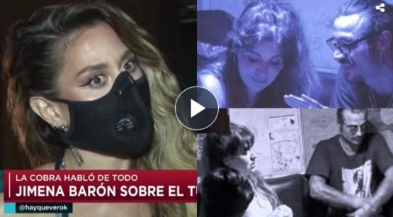 La respuesta súper sincera de Jimena Barón sobre el romance de Daniel Osvaldo y Gianinna Maradona