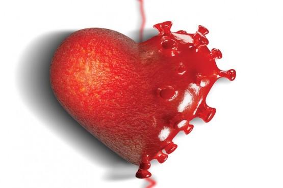 Muertes por afecciones del corazón a causa del COVID-19
