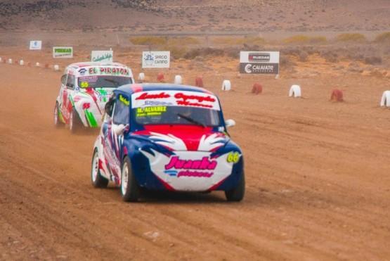 La vuelta del automovilismo competitivo a El Calafate no fue feliz.
