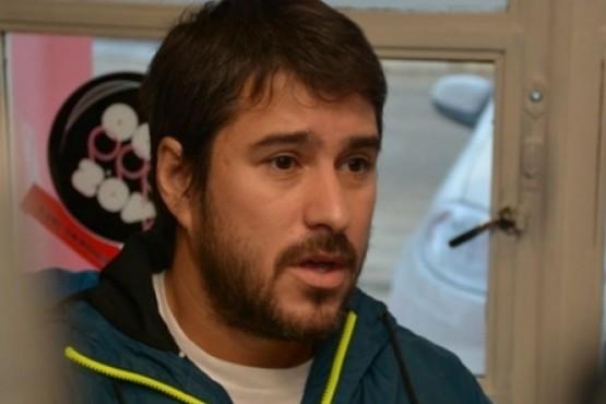 Concejal Leo Roquel.