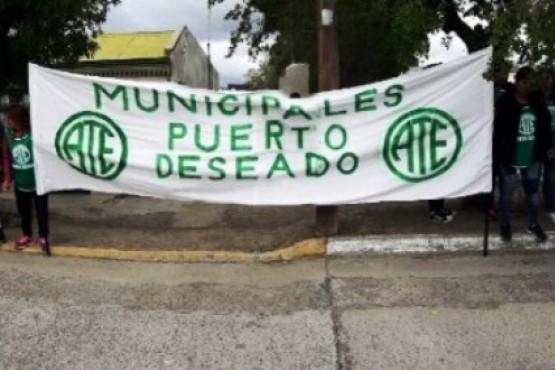 Denuncian que gremialista golpeó a un empleado municipal