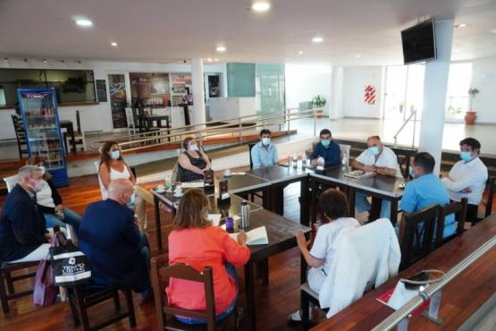 Comité de Crisis de Comodoro Rivadavia y Rada Tilly avanza en acciones ante a la segunda ola Covid
