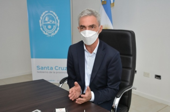 Pronostico favorable de Meoni para el desarrollo de Santa Cruz