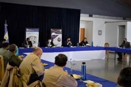 Concretaron reunión para analizar la continuidad de la vacunación a las fuerzas de seguridad