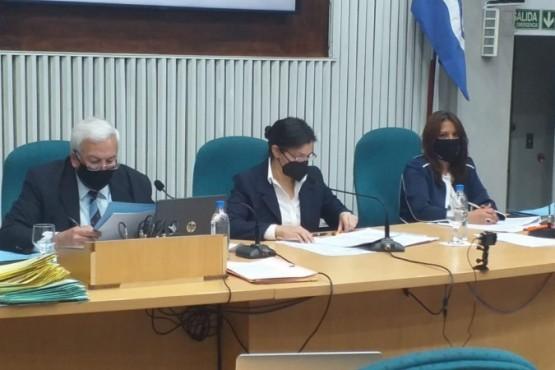 Sesión en Cámara de Diputados.