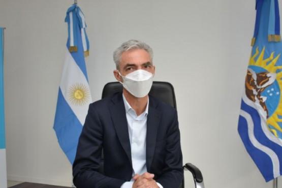 Ministro de Transporte, Mario Meoni.