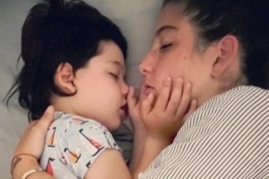 """La autocrítica de Juana Repetto como madre: """"Lo trato mal y le digo cosas que no debería"""""""