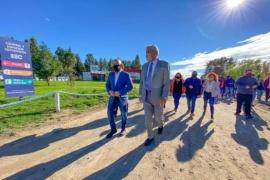 El Vicegobernador y el Intendente de Puerto Madryn inauguraron las instalaciones en el predio del SEC