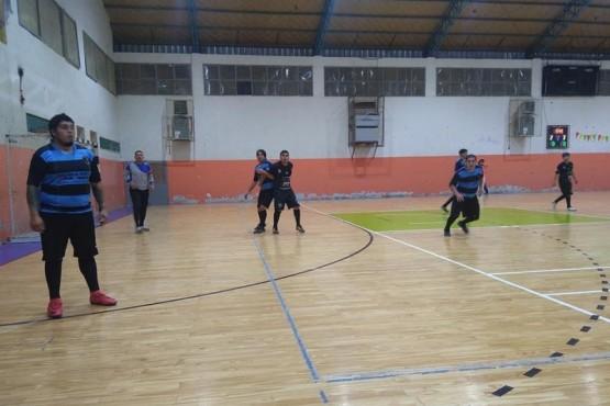 La acción continuará hoy y mañana en el gimnasio Mirta Rearte.