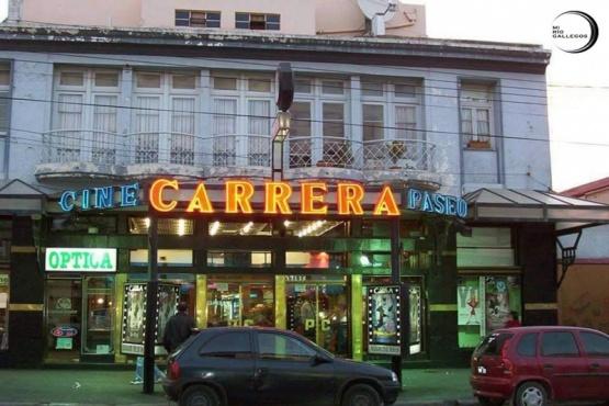 Cine Carrera en sus últimos años.