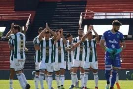 El emotivo homenaje de los jugadores de Sarmiento de Junín al ministro Mario Meoni