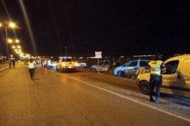 62 conductores fueron retirados de la vía pública este fin de semana