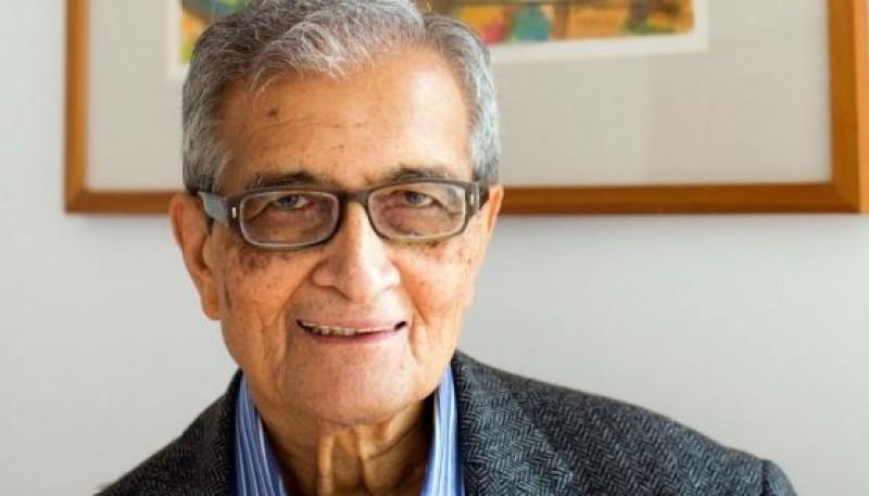 Amartya Sen, Premio Nobel de Economía 1998, señala a la participación ciudadana en las decisiones políticas como condición necesaria para el desarrollo.