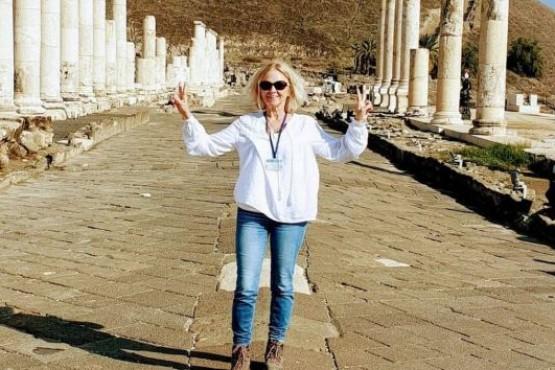 Guía de Turismo y Docente: La vida de una argentina en Israel, el país que logró la normalidad