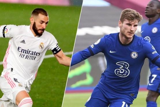 Real Madrid y Chelsea juegan hoy un duelo inédito las semifinales de la Champions League