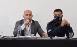 Massoni denunció que la Justicia libera presos para que tengan sexo