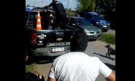 Casi linchan al acusado de abusar de una adolescente en San Lorenzo