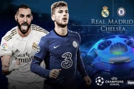Real Madrid y Chelsea abren las seminales de La Champions League
