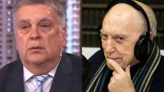 Fuerte descargo de Luis Ventura tras dar por muerto a Cacho Fontana