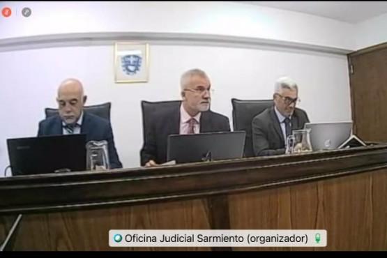 Empezó el juicio por el femicidio de Lorena Piedras en Sarmiento