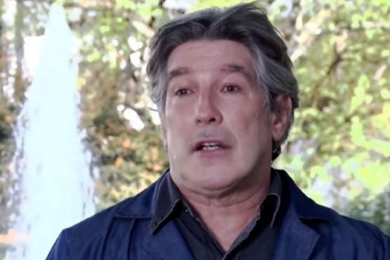"""Pachu Peña reveló que fue abusado por un cura: """"Era un nene"""""""