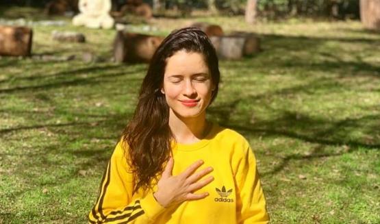 Qué fue de la vida de Chachi Telesco: yoga, meditación y cocina, sus nuevas pasiones
