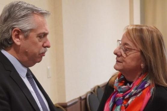 Alicia Kirchner y 11 gobernadores definen con Alberto Fernández las nuevas restricciones