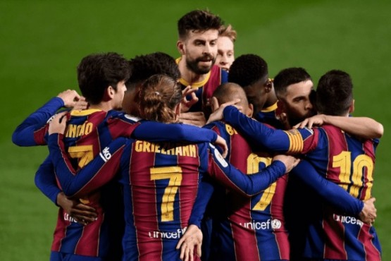 Barcelona-Granada, por La Liga: formación, horario y TV