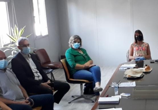 El Ministerio de Salud uso en valor el trabajo de Enfermeras y Enfermeros