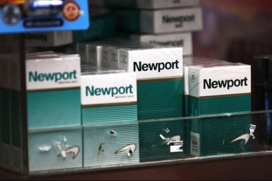Los cigarros mentolados son más adictivos que los tradicionales. Foto AFP.