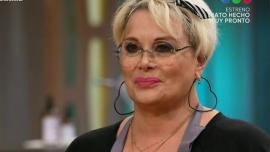 Carmen Barbieri emocionó al jurado con una receta de su abuela