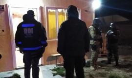 Caleta Olivia: Detenidos, secuestro de balas y marihuana en allanamiento