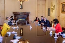 Coronavirus: El Presidente puso en funciones la Mesa de Salud y Educación
