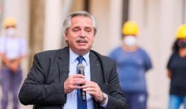 El mensaje del presidente Alberto Fernández por el Día del Trabajador
