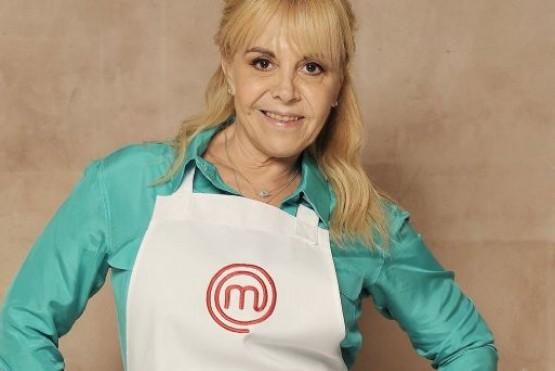Claudia Villafañe recibió ayuda en Masterchef