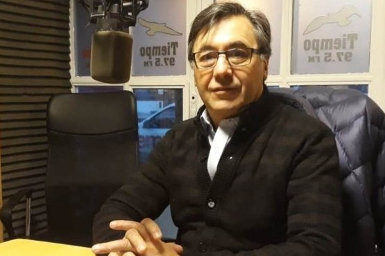César Guatti (foto archivo)