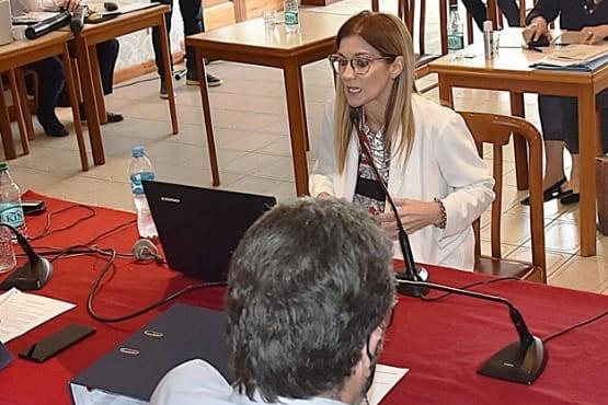 Nancy Arnaudo será la primera jueza de Ejecución en Rawson